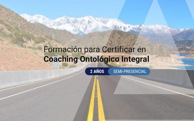 Formación para certificar en Coaching Ontológico Integral